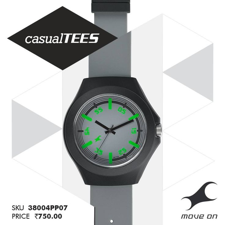 Play up the element of surprise. #CasualTEES http://fastrack.in/casualtees/