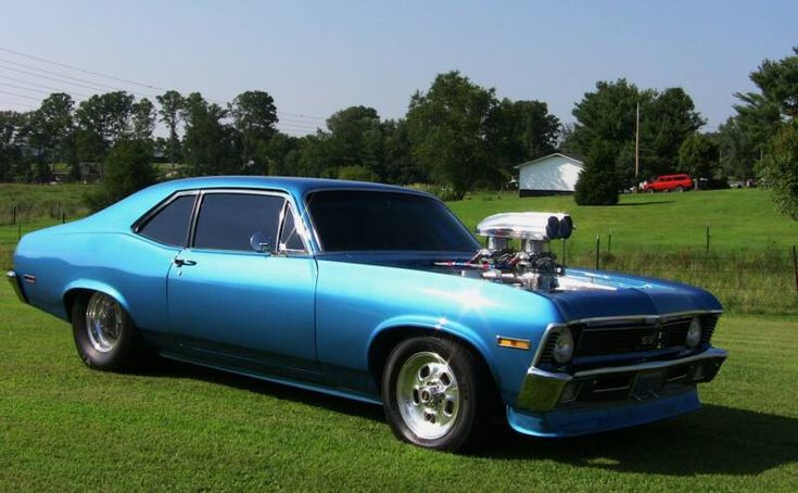 Custom Old School Muscle Cars | Herman's Classic Cars, LLC. Good Old Muscle Cars for the Money ...