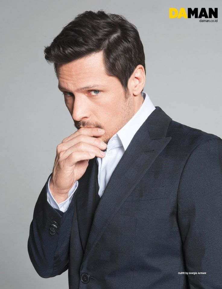 Nick Wechsler for the February/March Issue of Da Man