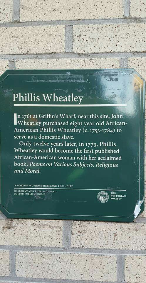 essay on phillis wheatley Although there were many slaves who were very important during the 1700's, there were two specific slaves who are very influential to american literature olaudah.