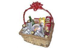 Biltong picnic baskets for the romantic.