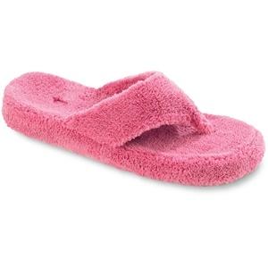 Acorn Women's Shoes - New Spa Thong in Azalea