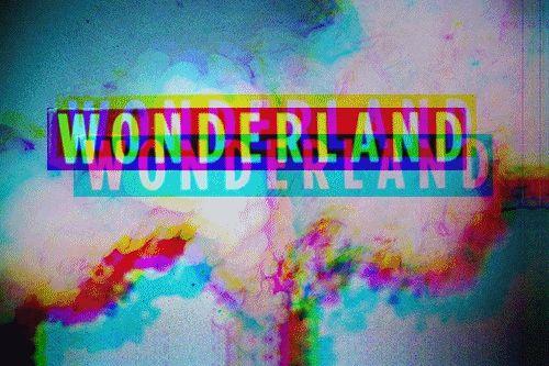 welcome to wonderland tumblr
