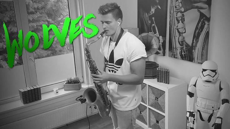Selena Gomez - Wolves (Saxophone Cover) ft. Marshmello