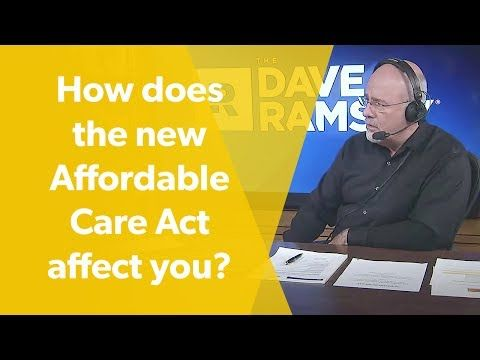 Remember When - Dave Ramsey Destroyed Obamacare » Eagle Rising