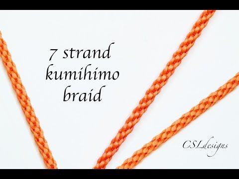 13 best kumihimo images on Pinterest   Bangle bracelets, Bracelet ...