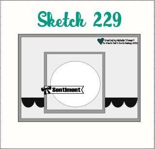 Atlantic Hearts Sketch Challenge : Sketch; Sketch # 229