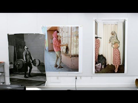 "Art21: Jeff Wall: An Impossible Photograph | Art21 ""Extended Play"""