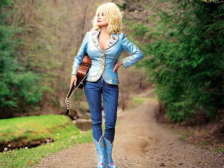 If you don't like the road you're walking, start paving another one. - Dolly Parton <3 Dolly!