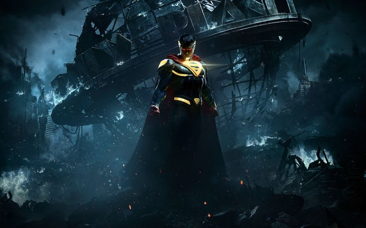 Injustice 2 Superman - This HD Injustice 2 Superman wallpaper is based on Injustice 2 N/A. It released on N/A and starring Laura Bailey, Tara Strong, Neal McDonough, Fred Tatasciore. The storyline of this Action N/A is about: continues the epic cinematic story introduced in Injustice: Gods Among Us as Batman and his... - http://muviwallpapers.com/injustice-2-superman.html #2, #Injustice, #Superman #Games
