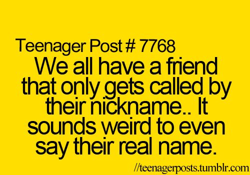 Teenager Posts @Meaghan Reese!