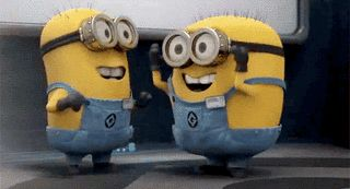 Excited GIF - Found on Relay #excited #minions #gif