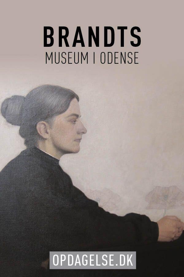 Brandts Museum in Odense - modern art museum in Denmark
