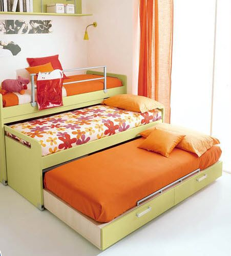 Unisex children's bedroom furniture set - C7 - Faer Ambienti