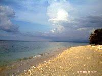 Playa de Gili Trawangan #gilitrawangan #bali
