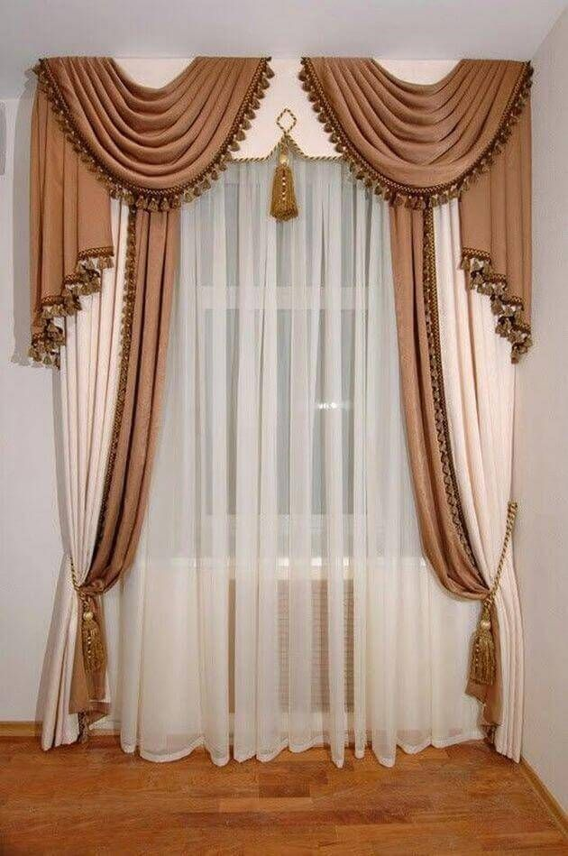 Useful Curtain Ideas You Can Choose For Your Home Engineering Discoveries Stylish Curtains Curtains Living Room Home Curtains