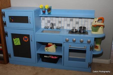 One Piece Play Kitchen