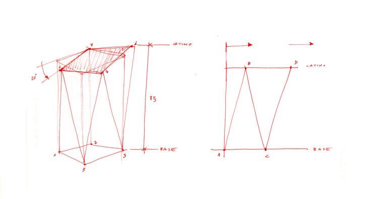 Sharp. design Meneghello Paolelli Associati. Project #freestanding #washbasins #design #lavabo #centrostanza