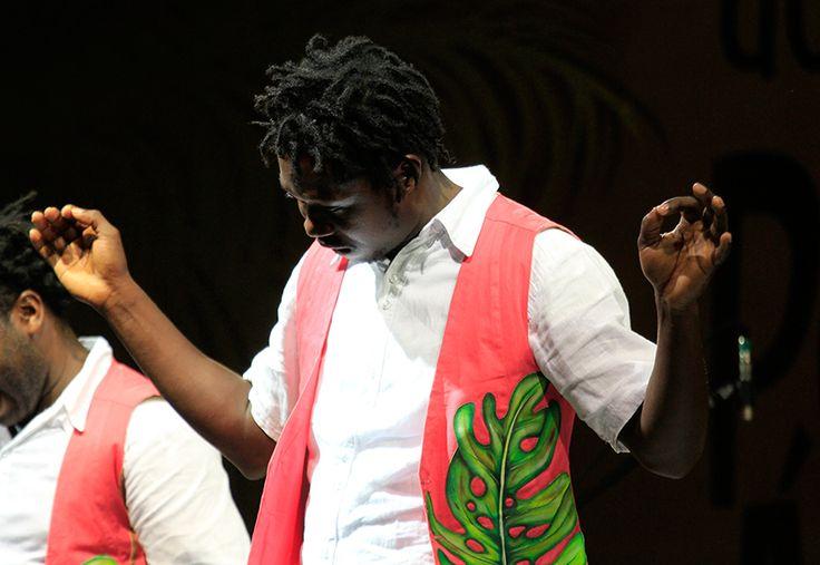 Begner el compositor y vocalista de Herencia de Timbiquí.
