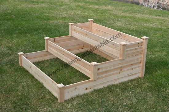 17 best images about raised garden beds on pinterest - Safest material for raised garden beds ...