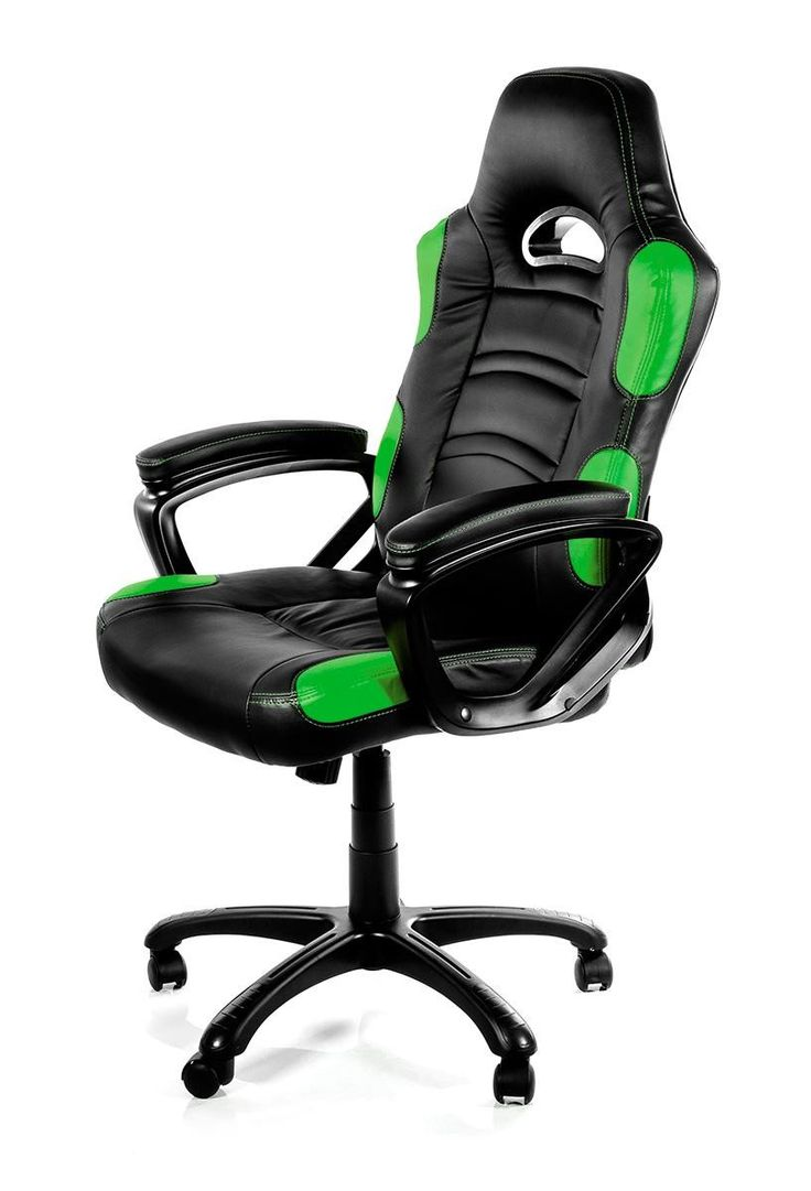 Arozzi Enzo Series Gaming Racing Style Swivel Chair Black Red The Is One Cool Which Has A Inspired Look