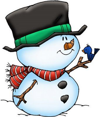 Resultado de imagen de dibujos navideños a color graciosos