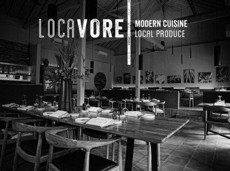 Restaurant Locavore, Jalan Dewi Sita, Ubud, Bali, Indonesia