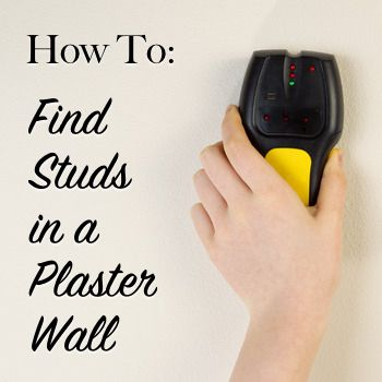If you own an old house with plaster and lath walls you may have discovered
