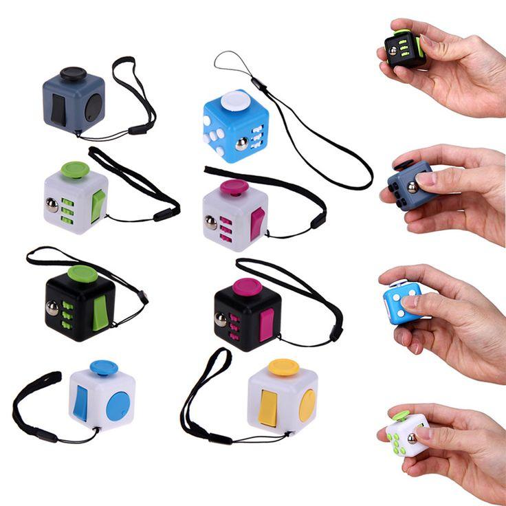 Mini Fidget Cube //Cena: $13.00 & Zawsze darmowa dostawa! //     #SpinnerLandia