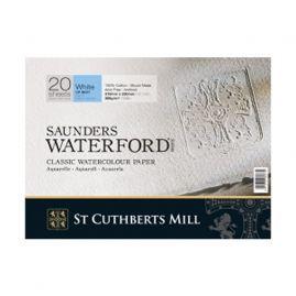 Saunders Waterford is een prachtige aquarel papier. Verkrijgbaar in verschillende maten, gewichten en wit of hoog wit.