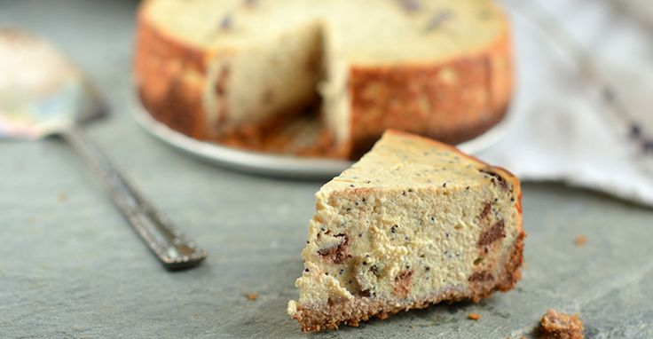 Vegan Baked Cheesecake - Nutrition Studies Plant-Based Recipes