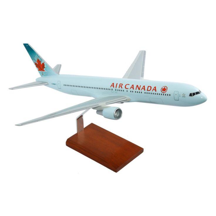 Daron Worldwide Boeing B767-300 Air Canada Model Airplane - KB767ACTR