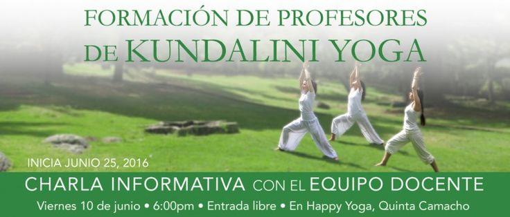 HappyYoga Colombia, escuela de formación de profesores de yoga