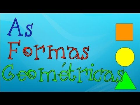 ▶ GUGUDADA - As Formas Geométricas (animação infantil) - YouTube
