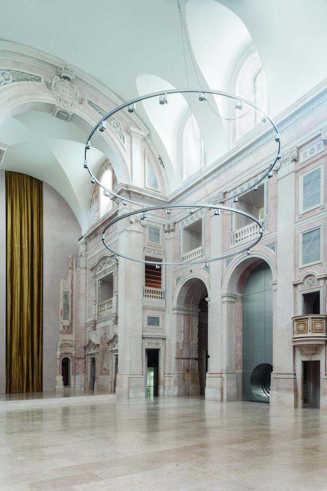 Banco de Portugal em Lisboa, Arq: Gonçalo Byrne + Falcão de Campos Rua do Comércio 148 1100-150 Lisbon Portugal