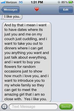 yup, i want a boy like this.
