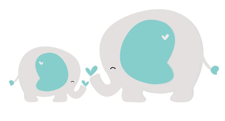 CAT_Mom and Baby animals Blue - CAT_Mom and Baby animals Blue 4.png - Minus