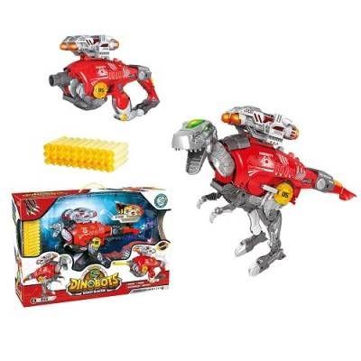 Робот-трансформер Тираннозавр (40 см)  Цена: 1124 UAH  Артикул: SB379   Подробнее о товаре на нашем сайте: https://prokids.pro/catalog/igrushki/elektronnye_igrushki/roboty/robot_transformer_tirannozavr_40_sm/
