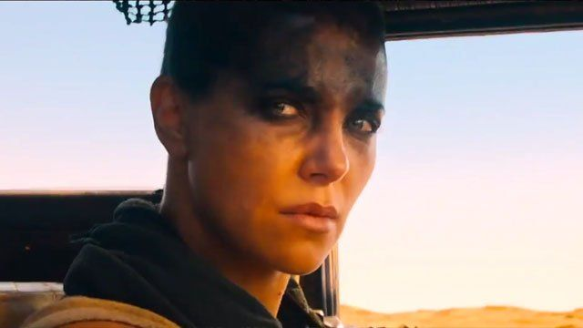 Charlize Theron Says Id Love To Do a Mad Max Prequel