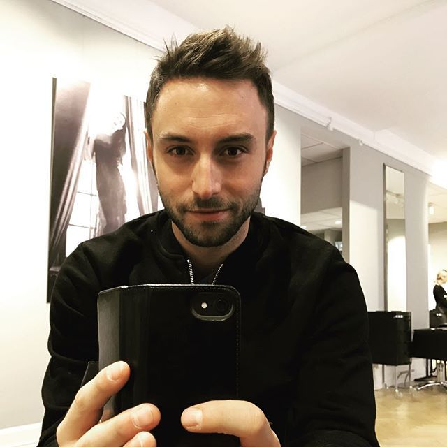 @emirkape insisted it was time for shorter hair again. He was right. #kokorostockholm
