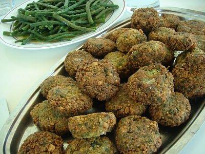 Betty's Cuisine: Ρεβυθοκεφτέδες