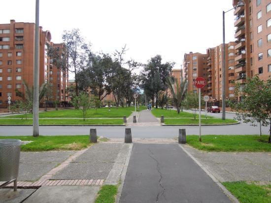 Ciudad Salitre, BOGOTA