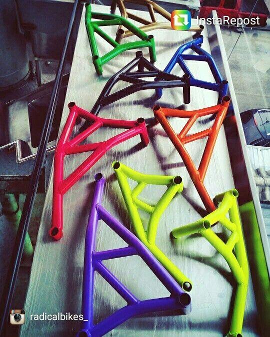 Radical bikes co