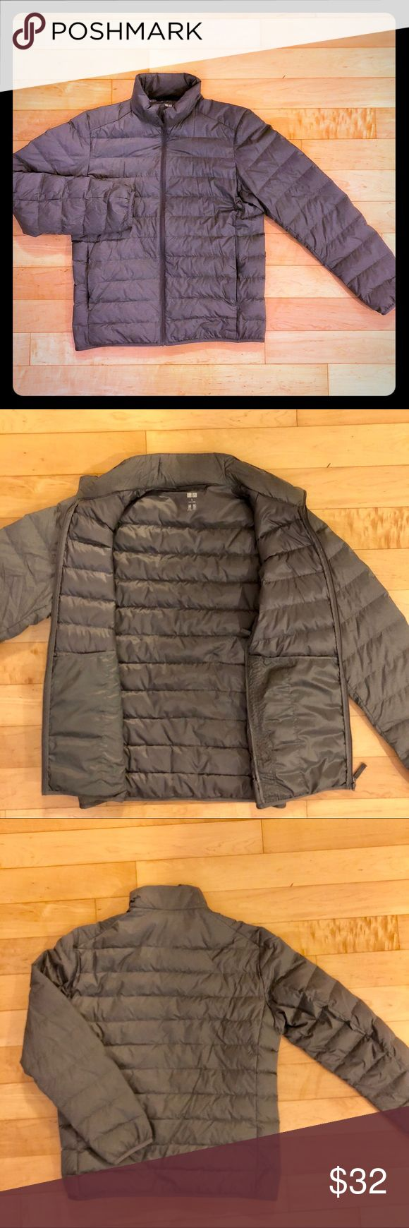 Uniqlo Ultra Light Down Jackef Uniqlo's super light and comfortable Ultra Light Down keeps you very warm. It's versatile, has two additional inner pockets, in Like-New condition. Uniqlo Jackets & Coats Lightweight & Shirt Jackets