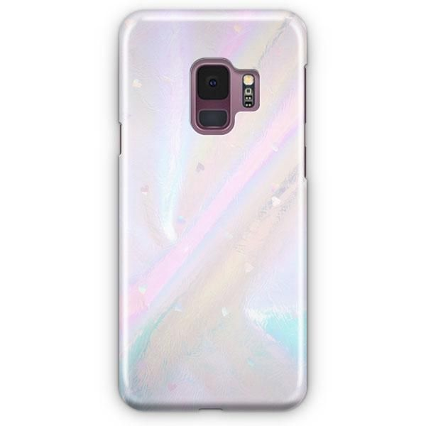 b643e23233 Iridescent Holographic Mermaid Unicorn Samsung Galaxy S9 Case | Tridicase