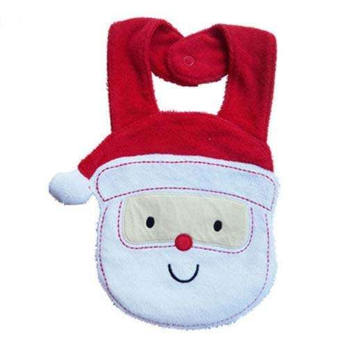 Slaber Santa Slaber berbentuk Santa untuk anak  Contact Letima House Baby Shop : Text & Whatsapp: +62-877-8080-6878  Blackberry Pin : BBM: 512B5D2E / 74B97998