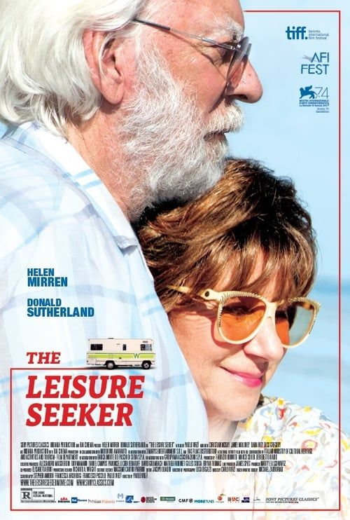 The Leisure Seeker Full Movie Streaming Online in HD-720p Video Quality