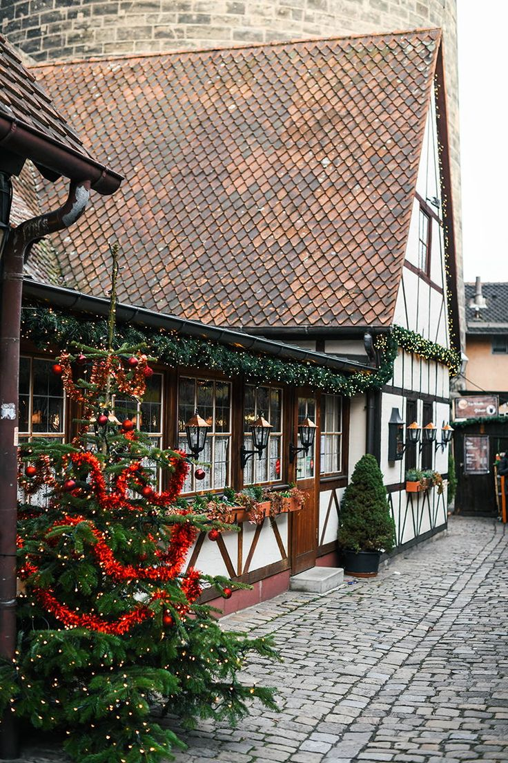 NUREMBERG CHRISTMAS MARKET in 2020 (With images