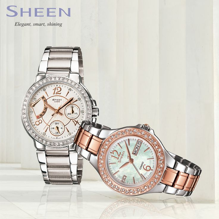 Upto 20% off on ‪#‎Casio‬ Sheen Collection!!