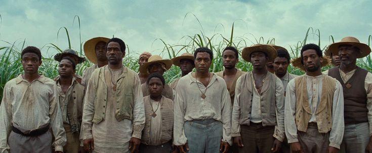 12 Years A Slave Dir: Steve McQueen 2013